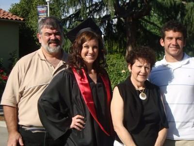 2009 05-25 Rochelle's Graduation