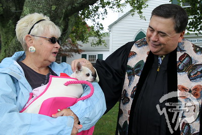 BLESSING ANIMALS — 30th annual