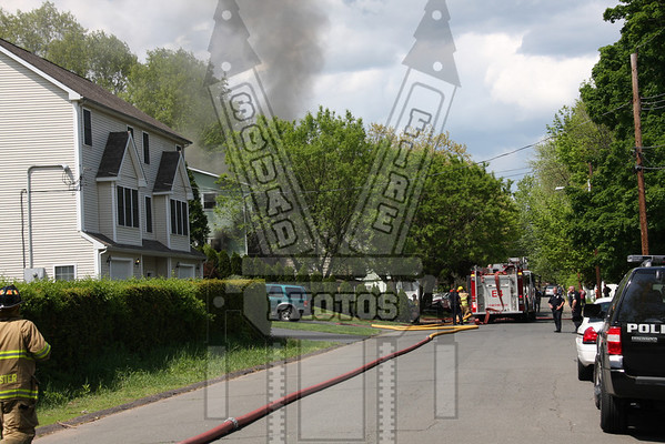 Manchester, CT (8th District) 2nd alarm