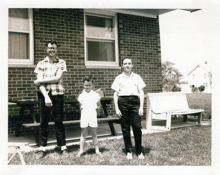 1964  Don, Kris and Ken.jpeg