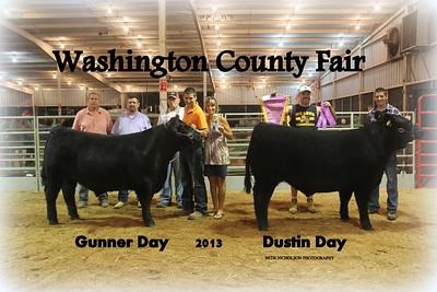 Day Family Beef & Swine  2013