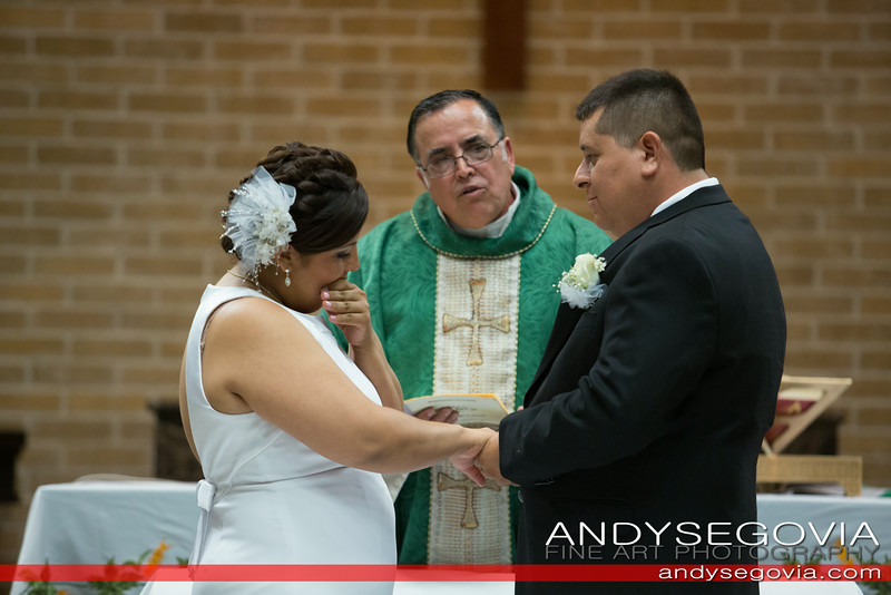 Veronica + Max Wedding