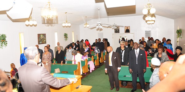 GLORYLAND COGIC 10-20-13