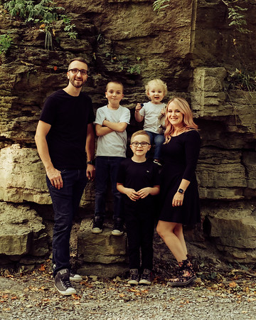 The Cronkite Family