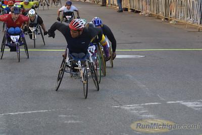 25K Start - 2001 River Bank Run