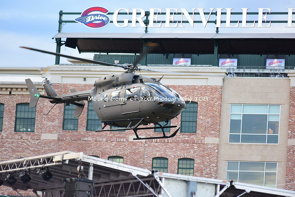 2018 Veterans day Fluor field