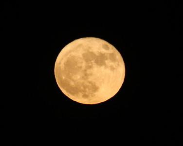 Fullest Moon of the Century (11/14/2016)