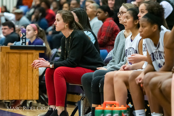 Broughtongirls JV basketball vs Millbrook. February 14, 2019. 750_7175