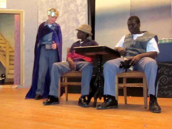 6th Grade Drama Play:  The Murder at Sunnyside