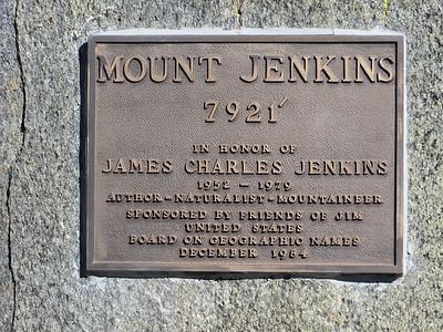 Mount Jenkins January 18, 2014