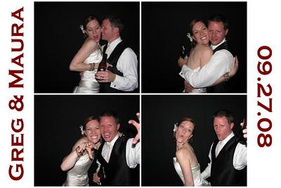 Maura and Greg September 27th, 2008