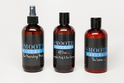 Smooth Product shoot