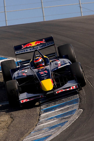 2007 Laguna Seca Champ Car Test Friday
