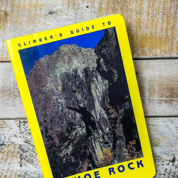 Climbers Guide to Tahoe Rock