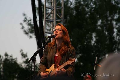 Susan Tedeschi at Jazzfest Sioux Falls SD July 20 2007