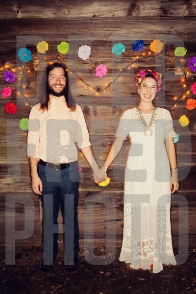 Christiane & Dan's Wedding Photo Booth
