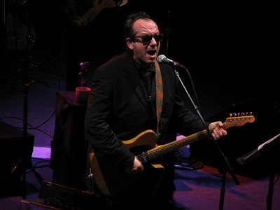 Elvis Costello - 3 May 2007 - The Warfield - San Francisco, CA