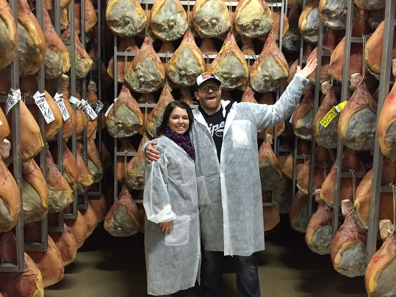 modena prosciutto making Dave and I.jpg