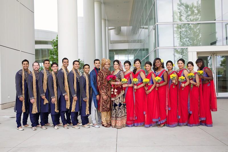 Le Cape Weddings - Indian Wedding - Day 4 - Megan and Karthik Formals 18.jpg