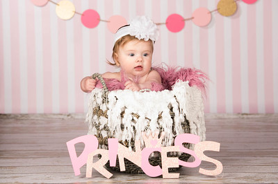Kinley 6 month