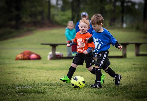 Soccer Game T1 vs T3