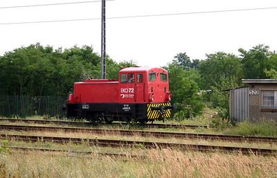 EKO = ARCELOR MITTAL EISENHUTTENSTADT TRANSPORT GmbH