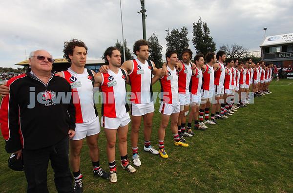 AJAX - C Section Premiers 2011