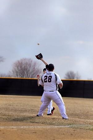 Iowa-Grant @ Cuba City Baseball 4-9-19