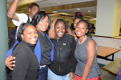 Lunch with the Mayor: Wilson Magnet  - 9/24/2014