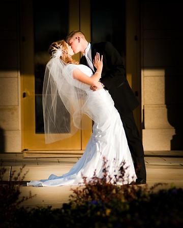 Tyler and Bethany Wedding day