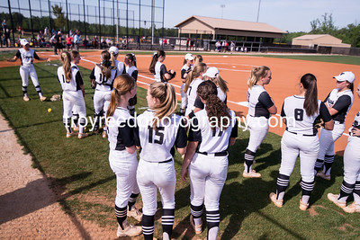 YCHS Softball District Championship Game