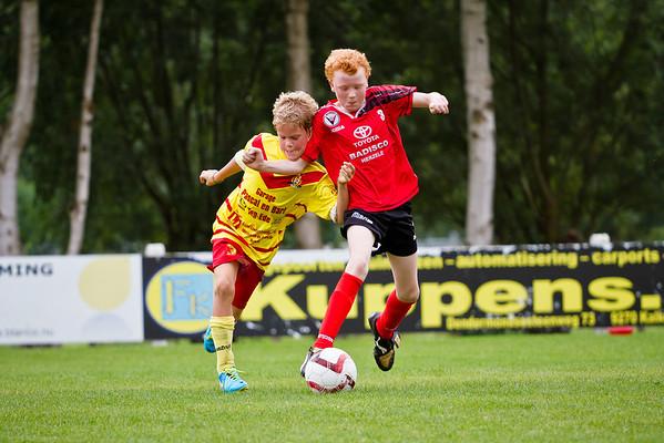 31/08/2013 FC Edeboys - Herzele