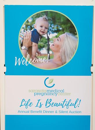 "Sarasota Medical Pregnancy Center, 2020 ""Life Is Beautiful"" Dinner"