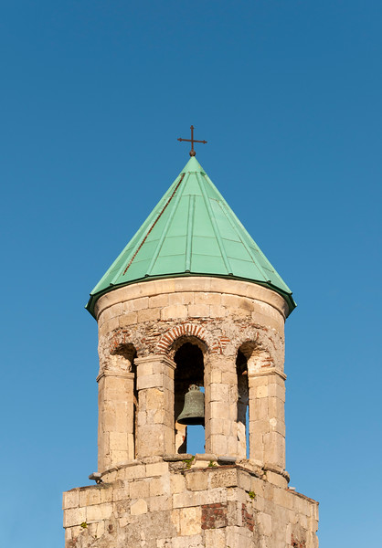 Bell-tower, Bagrati Cathedral of Dormition, Kutaisi, Georgia