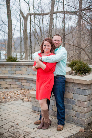 Emily & Patrick | Eagle Creek Park | Engagement