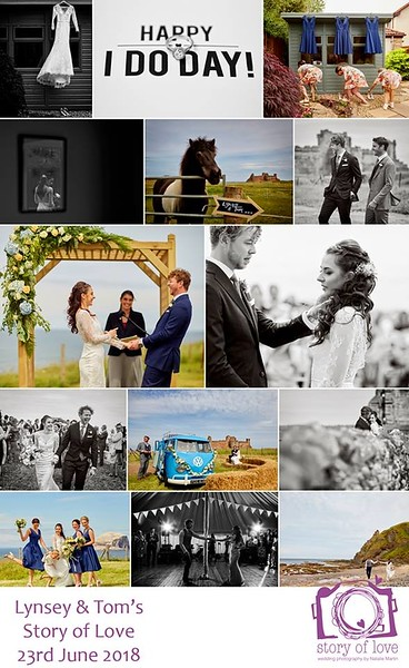 Thank you so much Nat we absolutely love them! Captured the day perfectly! Lynsey & Tom x