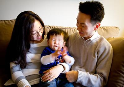 Ahn Family