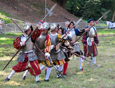 Castle Debno Lesser Poland september 2011