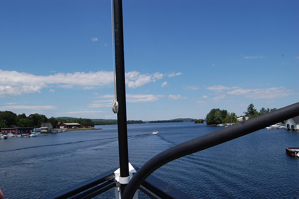 Journal Site 201: Katahdin Cruise On Moosehead Lake, Greenville, Maine - July 23, 2011