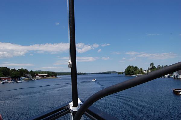 Journal Site 201: Katahdin Cruise On Moosehead Lake, Greenville, Maine - July 23, 2011