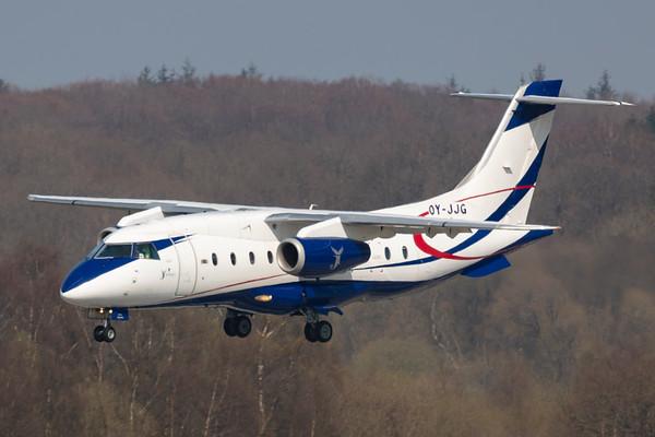 OY-JJG - Dornier 328 Jet-300