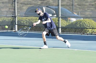 Boys Tennis vs. PVHS