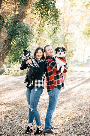Kayla and Ryan Family 2018