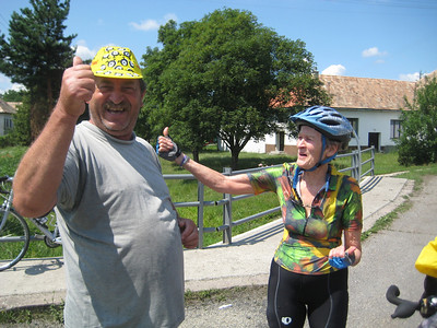 Cycling from Krakow to Budapest