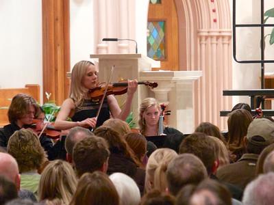 E. O. Smith  Mozart Concert 3-9-15