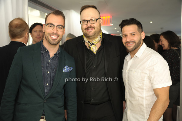 Arias Martin, Jackson Simmons, Nicholas Cavallo