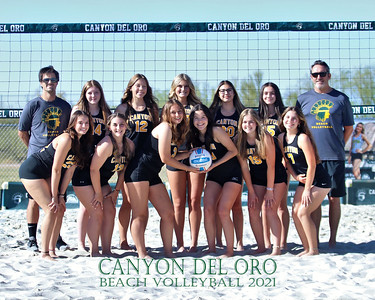 2021 CDO Beach Volleyball