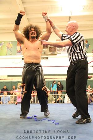 JT Dunn vs Carlito