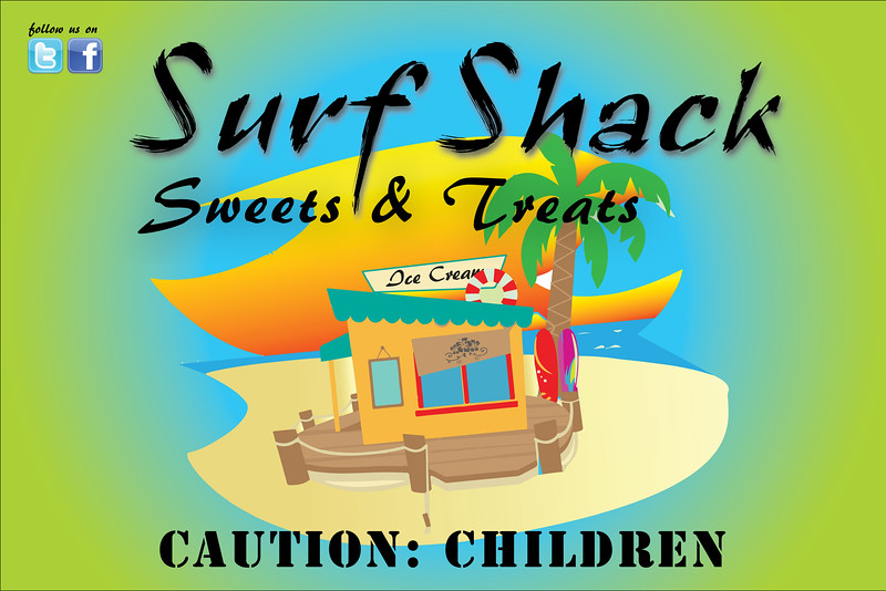 Surf Shack Sweets and Treats