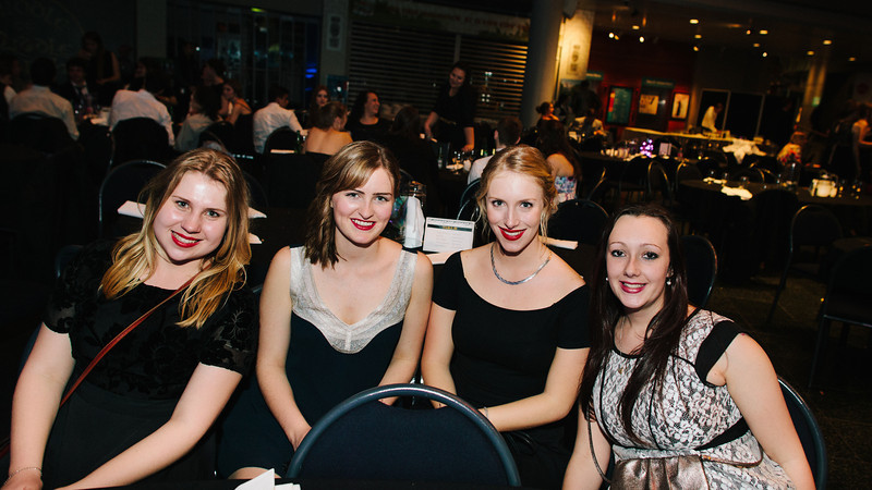 Victoria University - (Boulcott Hall) Black & Gold Formal